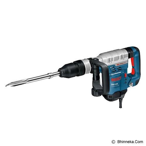 BOSCH Demolition Hammer with SDS-Max [GSH 5 CE] - Bor Mesin